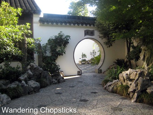 Day 4.12 Lan Su Chinese Garden (Portland Classical Chinese Garden) - Portland - Oregon 15