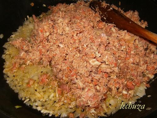 Piquillos de cocido-añadir carnes