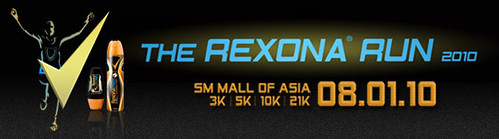 The Rexona Run 2010