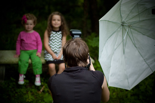 photoshoot day with Walcott Imaging!
