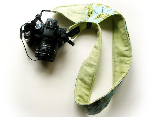 New camera strap