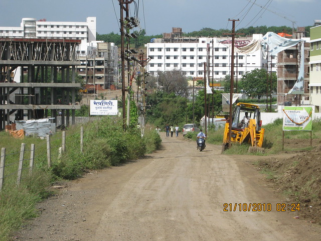Nirman Viva 1 BHK & 2 BHK Flats at Ambegaon Budruk, Katraj, Pune -  IMG_3647