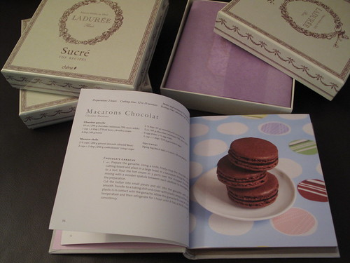 Ladurée Sucré: The Recipes
