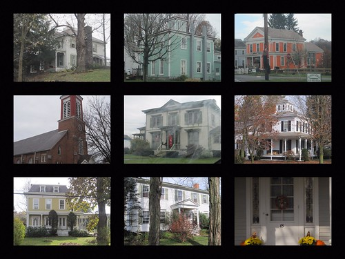 I love old houses! Salem NY