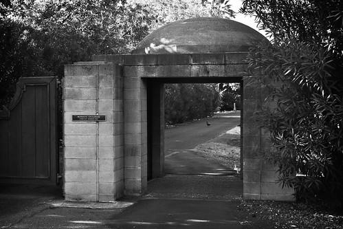 Monastic Entrance