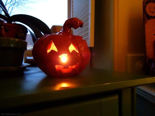 halloween glow