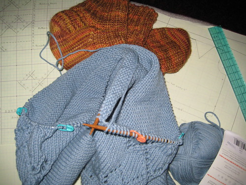 My knitting