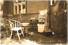 Open-air studio