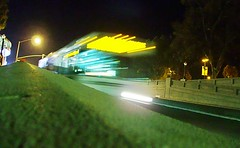 VTA bus entering underpass, The Alameda, San Jose, November 5, 2005 (/\/\ichael Patric|{) Tags: 2005 california street november light urban motion blur november2005 bus green northerncalifornia yellow night underpass geotagged lights moving driving publictransit publictransportation traffic oneofakind sanjose rail transportation transit sanfranciscobayarea sj bayarea sfbayarea masstransit sanjos mapprinclude southbay westcoast 82 mappr vta santaclaracounty masstransportation santaclaravalley railtransportation railtransit centralsanjose valleytransportationauthority sr82 michaelpatrick route82 highway82 statehighway sanjosecalifornia stateroute82 statehighway82 santaclaravalleytransportationauthority stateroute santaclaracountycalifornia address:continent=northamerica address:country=unitedstatesofamerica address:state=california address:city=sanjose geo:lat=37332 geo:lon=121903