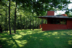 Frank Lloyd Wright's Russell Kraus House