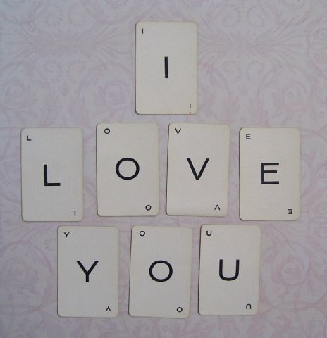 I Love You by DuctTapeAndDenim.