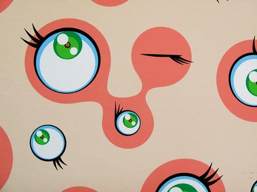takashi murakami wallpaper. Takashi Murakami: Jellyfish