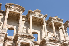 Library of Celsus (klong35) Tags: turkey ruins ephesus efes libraryofcelsus
