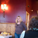 Brighton Girl Geek Dinner- Julie Howell