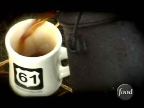 Highway 61 coffee mug
