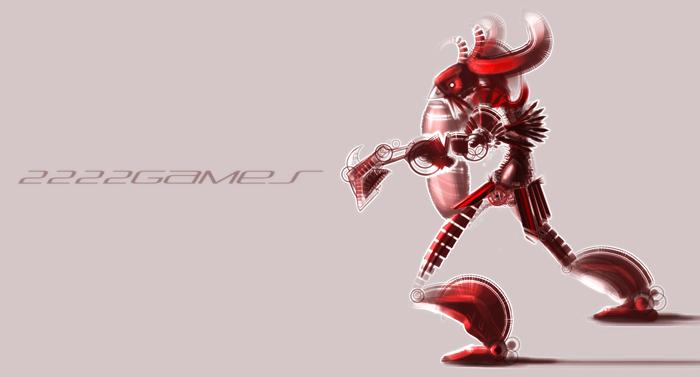 IDW #45: Robot Gladiator