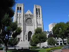 Grace Cathedral, Nob Hill