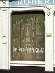 Dunkeld Storefront (beltzner) Tags: old sign port dunkeld
