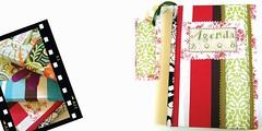 [ Ag01] ( Atelier Encantado ) Tags: vintage calendar oldphotos fabrics tecidos fitas fotosantigas diarys gales agendas atelierencantado