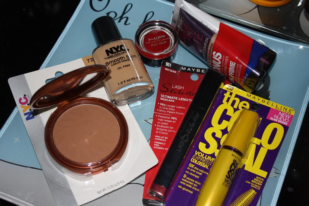 Day 14 - Makeup Haul [CVS & Target]
