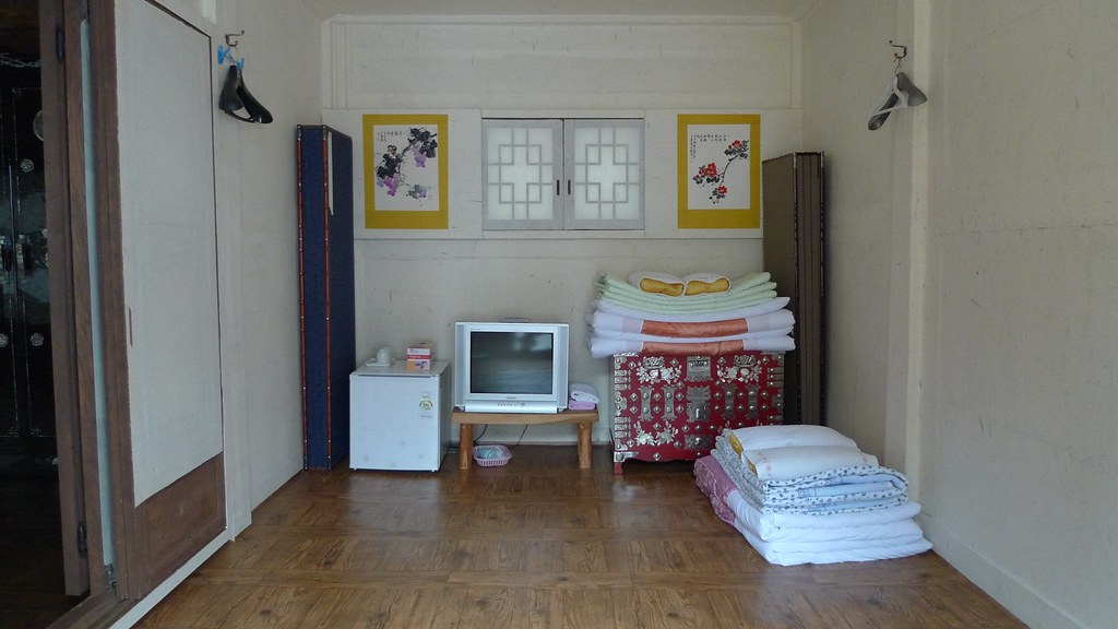 Hanok Bedroom