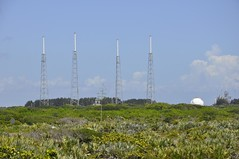 NASA Beach House (herrea) Tags: house beach by florida space taken center nasa kennedy herrea