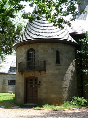 Main Entrance Turret