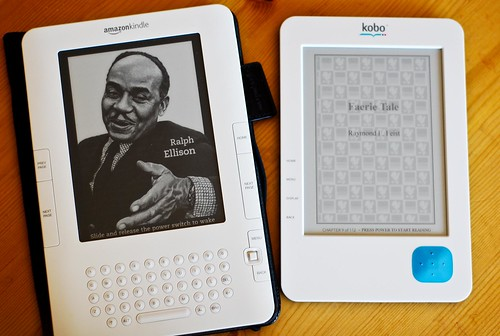 Kindle and Kobo