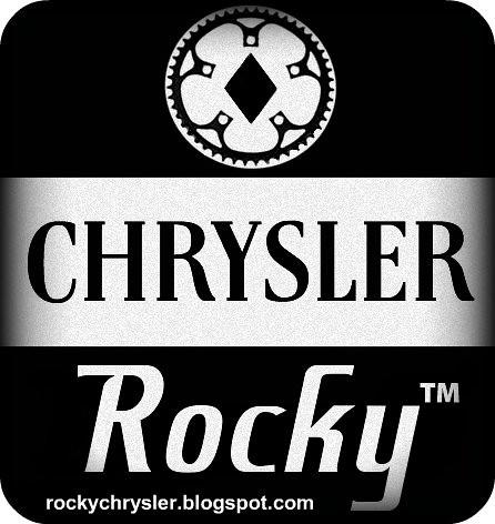 Chrysler Rocky logo