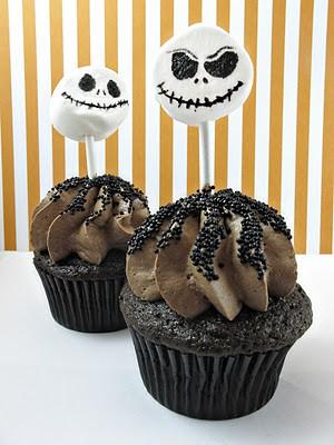 NightmareBeforeChristmasCupcakes