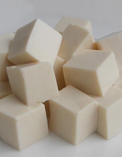 Zijden tofu