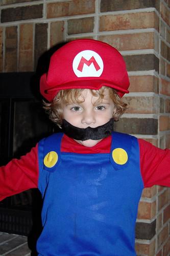 It's me, Mario.