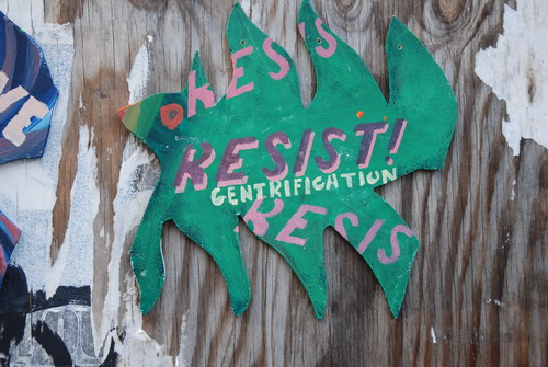 Resist Gentrification