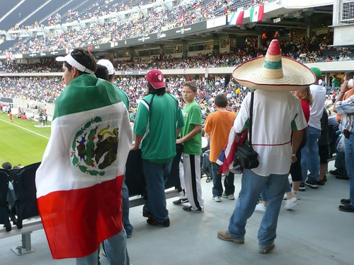 Mexican fans