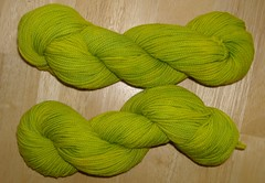Midnight Purls Hand-Dyed Sea-Wool