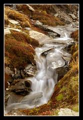 Why I love mountain (Johann THOMAS (Kideclic)) Tags: longexposure mountain france alps water waterfall searchthebest pentax brook kit 1855 queyras peopleschoice k100d johannpix