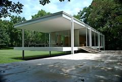 Farnsworth House, Plano, Illinois-10 - by 24gotham