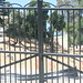 Angel Island immigration station gate