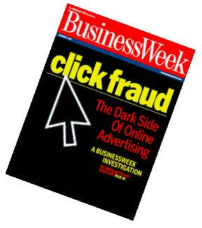BusinessWeek's Clickfraud Cover by Si1very.
