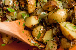 A Potato Salad to Write Home About