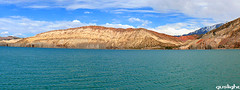 Pinatado (Gustavo Nudo (Guslight)) Tags: mountain argentina lago agua mendoza montaña cordillera losandes flickrsbest guslight gustavonudo panoraica