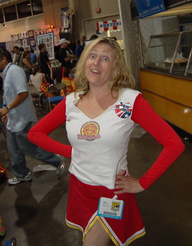 Comic Con 2007: Save the Cheerleader