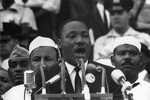 """Martin Luther King Jr. - I Have A Dream Speech by e-strategyblog.com, on Flickr"""