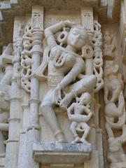 India Nov./Dic. 2.005 (gabi1964lp) Tags: india rajasthan ranakpur jainism jainita jainismo
