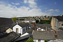 Dawlish roofscapes