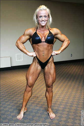 Great Female Bodybuilding Workouts