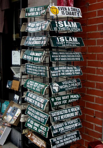 Islamic bumper stickers