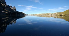 reflections (Toni_V) Tags: blue mountains alps nature topv111 reflections d50 landscape nikon 2007 sigma1020mm toniv mywinners schottensee ©toniv