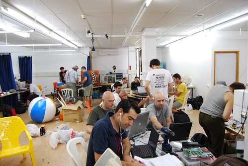 The Projects Room