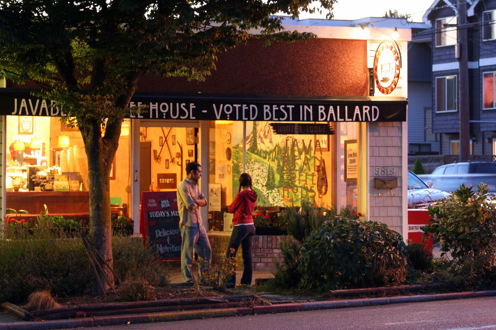 Voted Best in Ballard